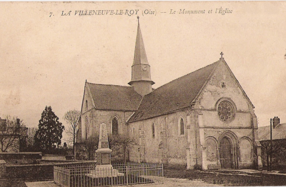 Place de l'église